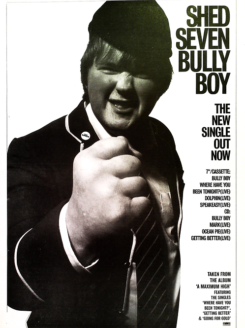 Shed Seven -Bully Boy
