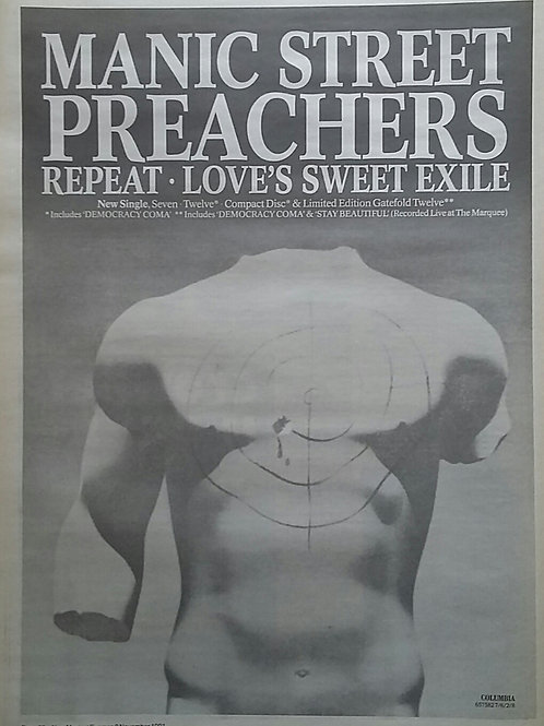 Manic Street Preachers - Repeat