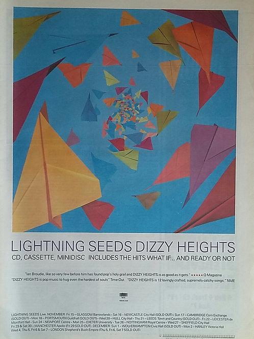 Lightning Seeds - Dizzy Heights