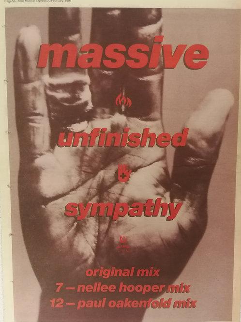 Massive Attack - Unfinished / Sympathy