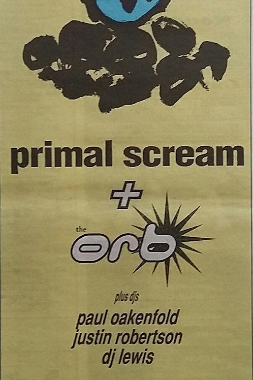 Primal Scream - Concert