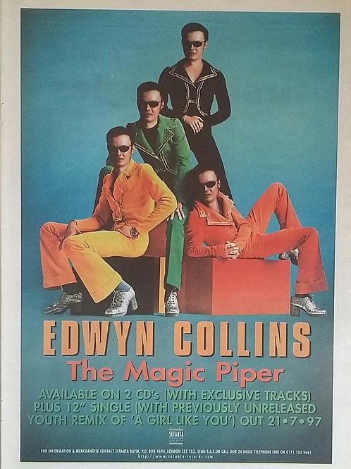 Edwin Collins - The Magic Piper