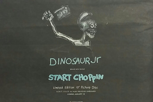 Dinosaur Jr - Start Choppin