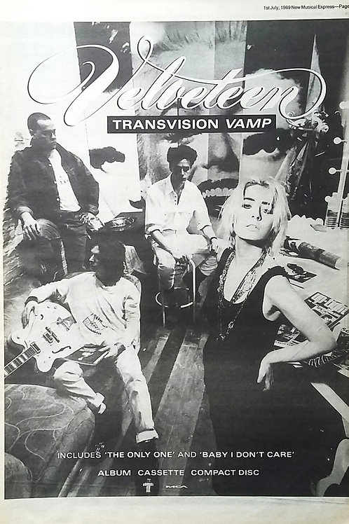 Transvision Vamp - Velveteen