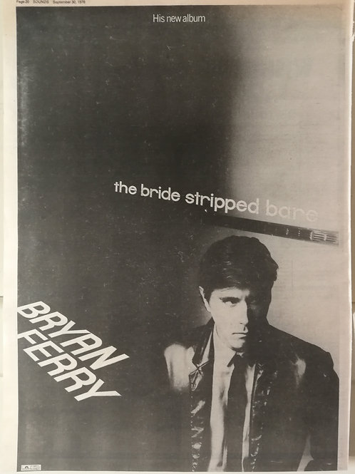Brian Ferry - The Bride Stripped Bare