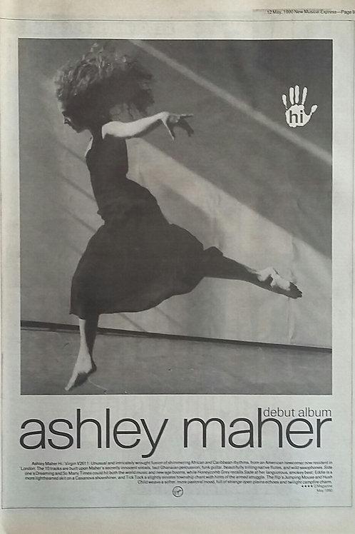 Ashley Maher - Debut Album