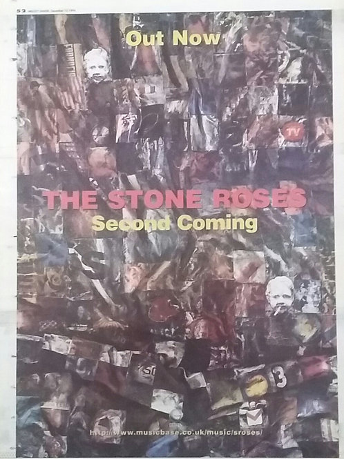 The Stone Roses - Second Coming