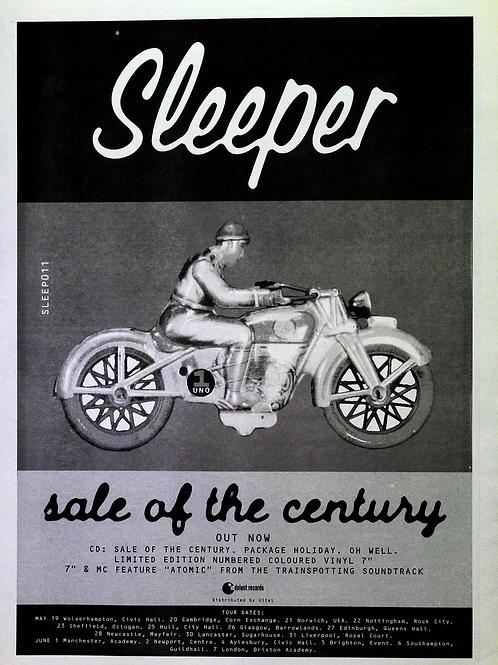 Sleeper  – Sale Of The Century