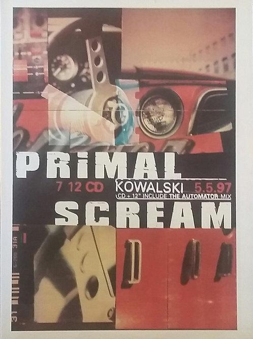 Primal Scream - Kowalsky