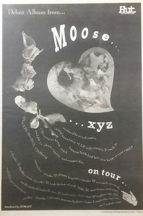 Moose  – XYZ