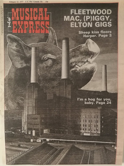 New Musical Express - Pink Floyd