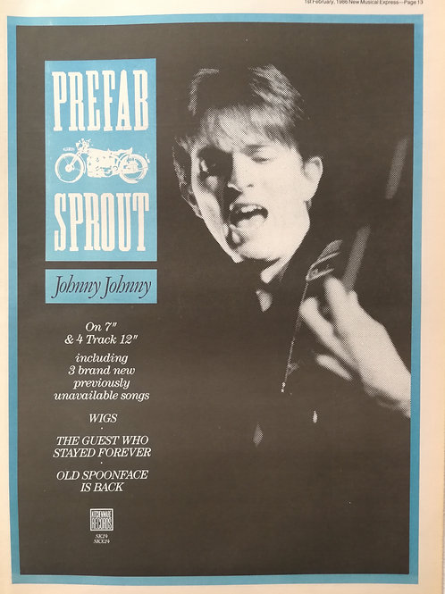 Prefab Sprout - JohnnyJohnny
