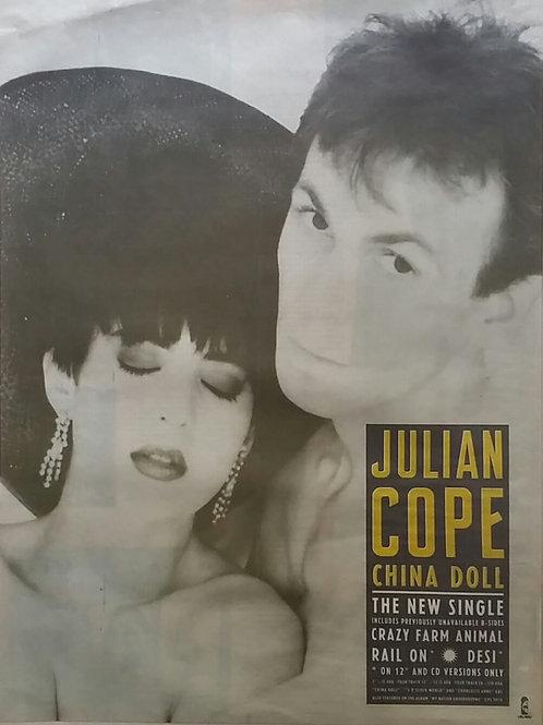 Julian Cope - China Doll