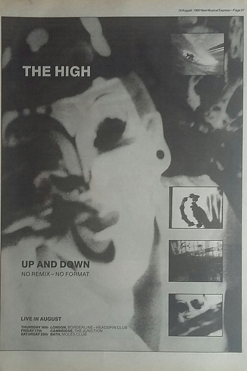The High - Up And Down