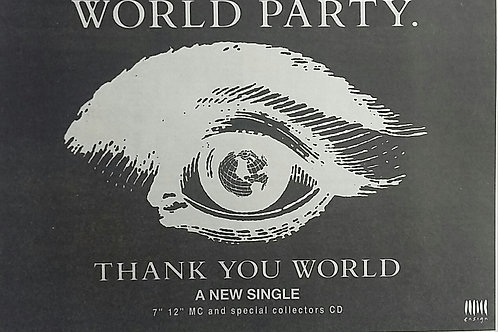 World Party - Thank You World