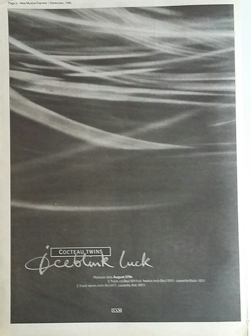 Cocteau Twins - Iceblink Luck