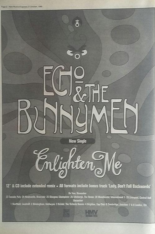 Echo & The Bannymen - Enlighten Me
