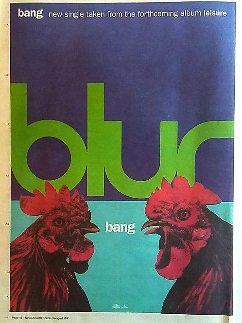 Blur - Bang