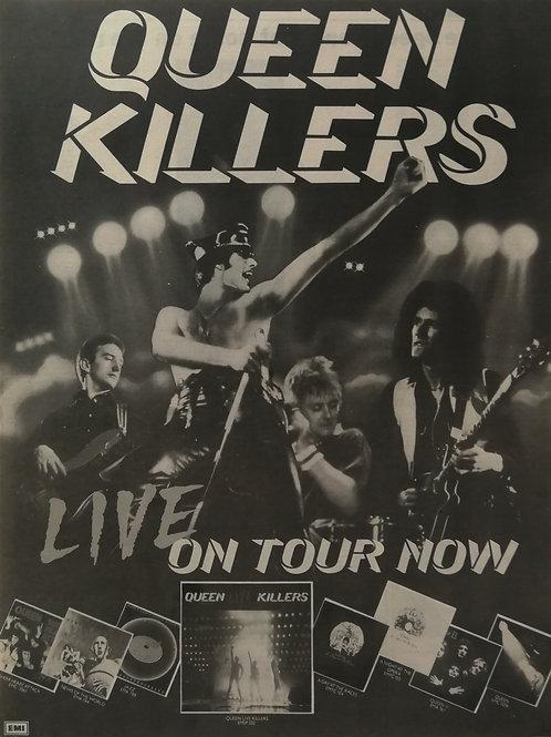 Queen - Killers Live