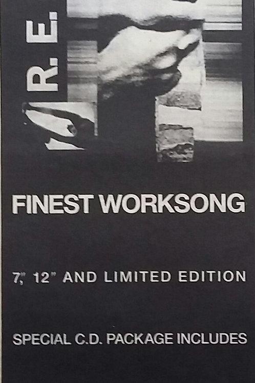 Rem - Finest Work Song