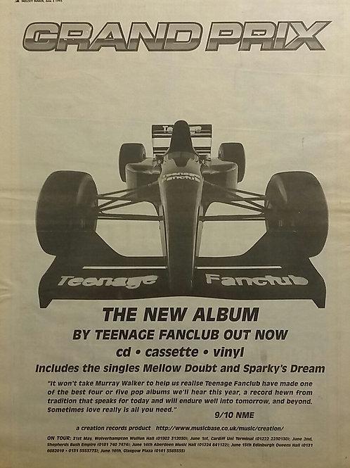 Teenage Fanclub – Grand Prix