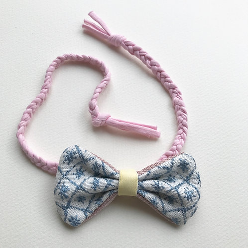Medium Flower Bow/Dickie Bow