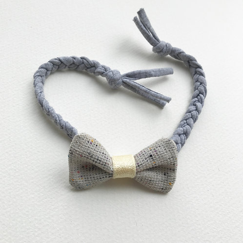Small Flecked Bow/Dickie Bow