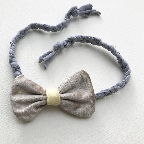 Medium Satin Bow/Dickie bow