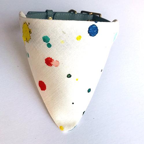 Paint Splash Bandana (medium)