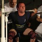 English Powerlifting Association Webmaster Matthew Parker