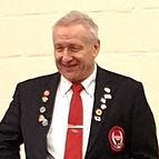 South East Powerlifting Divisional Representative Mick Ellender.
