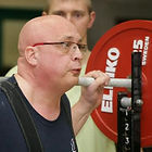 English Powerlifting Association Records Officer Ian Finch