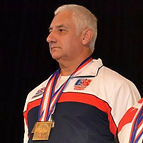 English Powerlifting Association General Secretary Kevin Jane