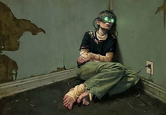 dystopian-sad-cyberpunk-virtual-reality-