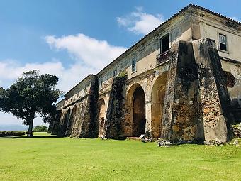 Fortaleza de Santa Cruz de Anhatomirim -