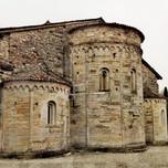Abside della Basilica di Santa Giulia di Lesina