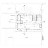 planimetria di progetto piano terreno