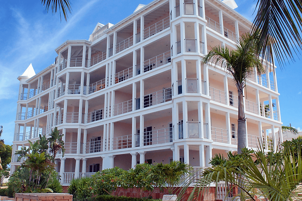 Deanna Building at The Manoah Boutique Hotel Shoal Bay East Anguilla Caribbean