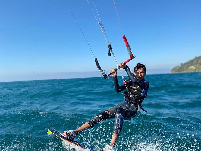 Kite Foil Ilhabela Prof Gabriel Ramos (3