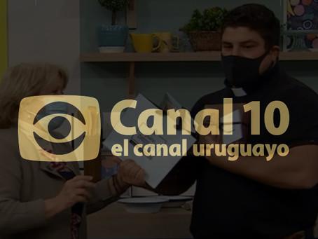Secretos de Ana Durán, Canal 10 el canal uruguayo:
