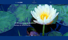 Yogaia Brasil Yoga Integral | Ilhabela, Brasil Website Design | SEO Google | Blog | Wix Videos | ...