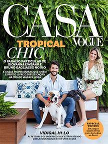 Casa Vogue Brasil Adriana Leal