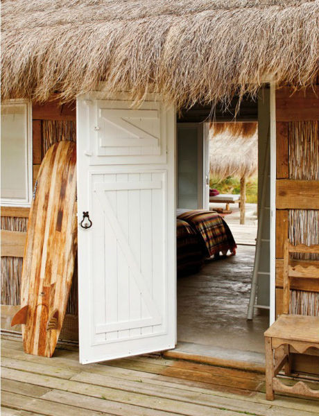 Casa de praia com estilo