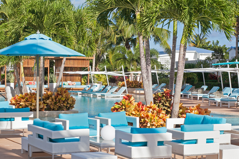 Pool & Cabanas