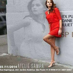 Fashion Brand Campaign Juliette Longuet
