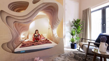 "Design Therapy pelo mundo! ""The Zed Rooms"", Hotel em Londres inova."