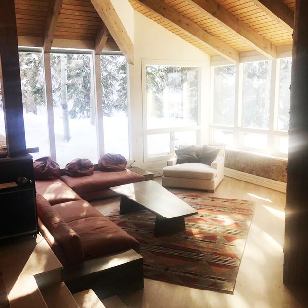 STARWOOD MOUNTAIN RETREAT