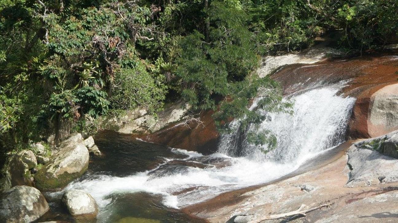 Cachoeira da Laje Ilhabela