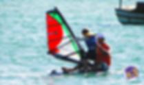 Curso de windsurf BL3 escola de iatismo Ilhabea