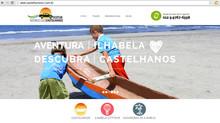 Meu novo site